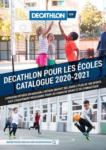 Decathlon reclame folder (geldig t/m 15-02)