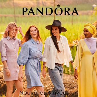 Pandora reclame folder (geldig t/m 30-11)