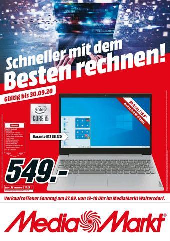 MediaMarkt Prospekt (bis einschl. 30-09)