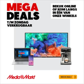 MediaMarkt reclame folder (geldig t/m 04-10)