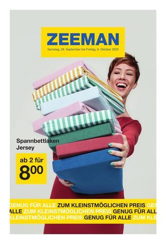 Zeeman Prospekt (bis einschl. 09-10)