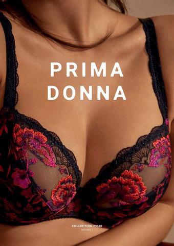Primadonna reclame folder (geldig t/m 28-02)