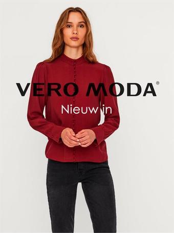 Vero Moda reclame folder (geldig t/m 23-11)