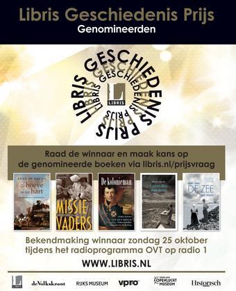 Libris reclame folder (geldig t/m 24-10)