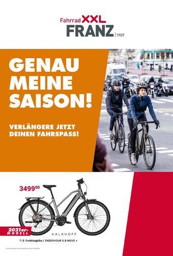 Fahrrad XXL Prospekt (bis einschl. 31-10)