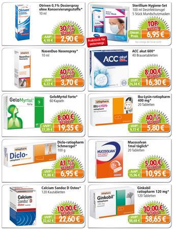 farma-plus Apotheken Prospekt (bis einschl. 31-10)