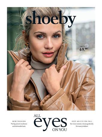 Shoeby reclame folder (geldig t/m 01-11)