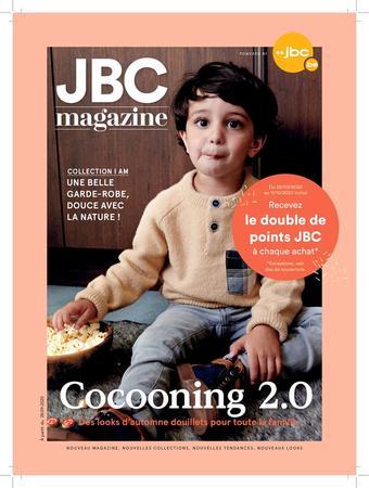 JBC reclame folder (geldig t/m 30-11)