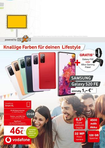Vodafone Prospekt (bis einschl. 31-10)