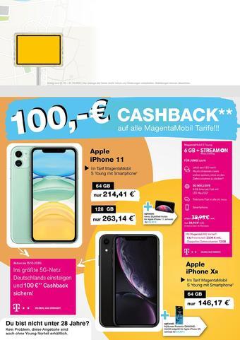 Telekom Shop Prospekt (bis einschl. 31-10)