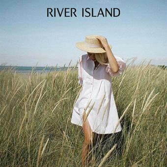 River Island reclame folder (geldig t/m 24-11)