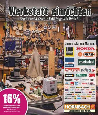 Hornbach Prospekt (bis einschl. 31-12)