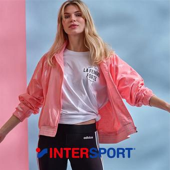 Intersport reclame folder (geldig t/m 23-11)