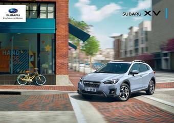 Subaru reclame folder (geldig t/m 31-12)