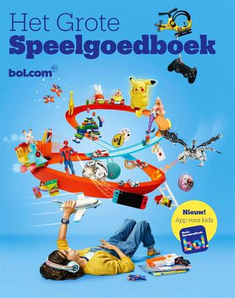 Bol.com reclame folder (geldig t/m 31-12)
