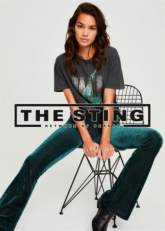 The Sting reclame folder (geldig t/m 07-12)
