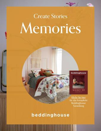 Bedding House reclame folder (geldig t/m 31-01)