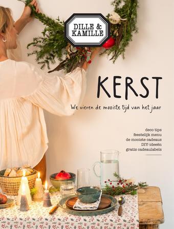 Dille & Kamille reclame folder (geldig t/m 31-12)