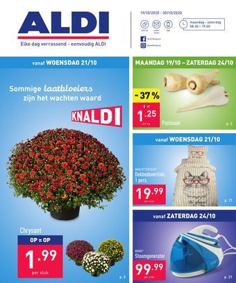ALDI reclame folder (geldig t/m 30-10)