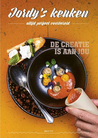 Bidfood reclame folder (geldig t/m 07-11)