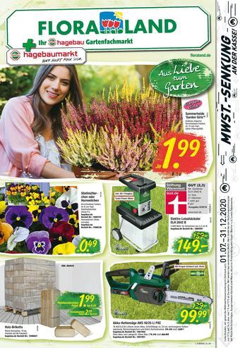 Floraland Prospekt (bis einschl. 27-10)