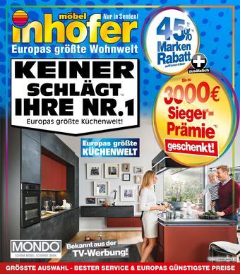 Möbel Inhofer Prospekt (bis einschl. 31-10)