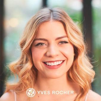 Yves Rocher reclame folder (geldig t/m 23-11)