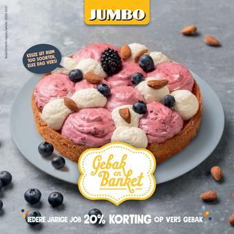 Jumbo reclame folder (geldig t/m 27-11)