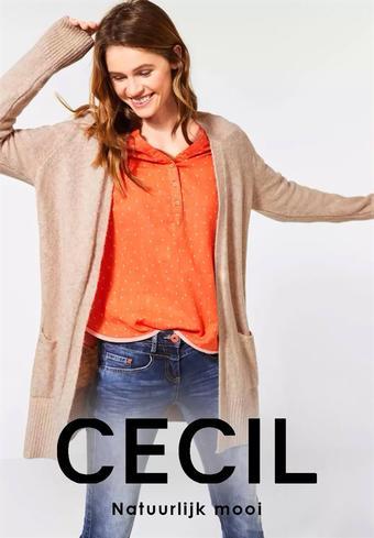 Cecil reclame folder (geldig t/m 04-01)