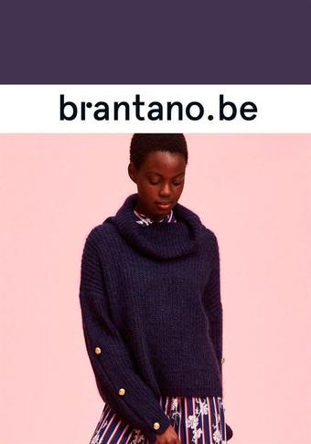 Brantano reclame folder (geldig t/m 27-10)