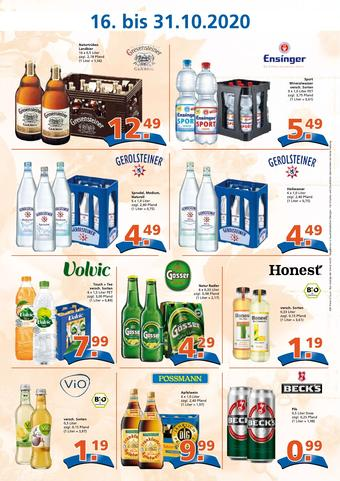 Getränke City Prospekt (bis einschl. 31-10)