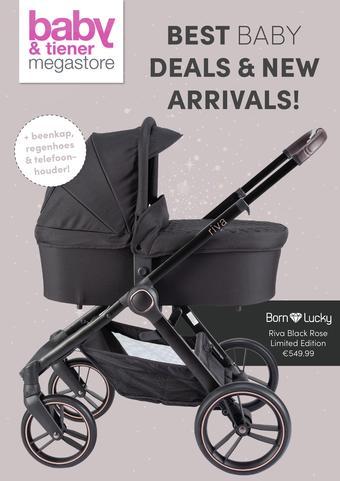Baby & Tiener reclame folder (geldig t/m 24-10)