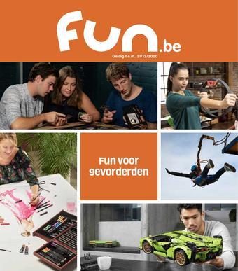 Fun reclame folder (geldig t/m 31-12)