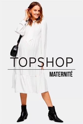 Top Shop reclame folder (geldig t/m 13-12)