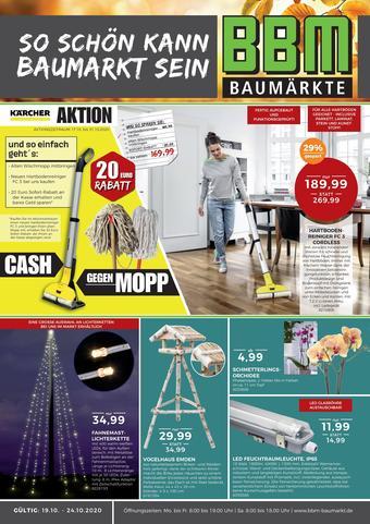 BBM Baumarkt Prospekt (bis einschl. 24-10)