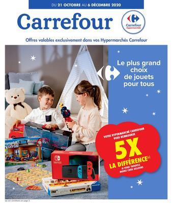 Carrefour reclame folder (geldig t/m 06-12)