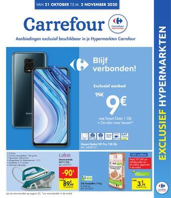Carrefour reclame folder (geldig t/m 02-11)