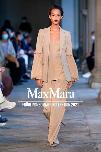 Max Mara Prospekt (bis einschl. 19-12)