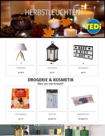 TEDi Prospekt (bis einschl. 03-11)