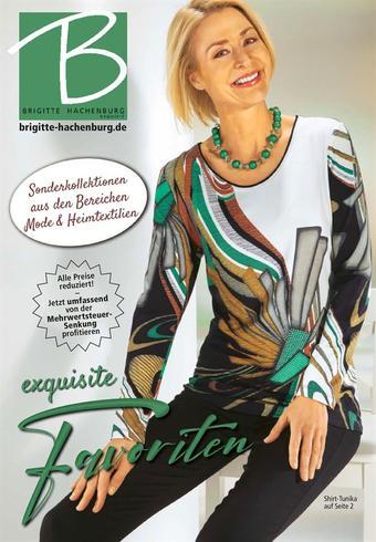 Brigitte Hachenburg Prospekt (bis einschl. 01-11)