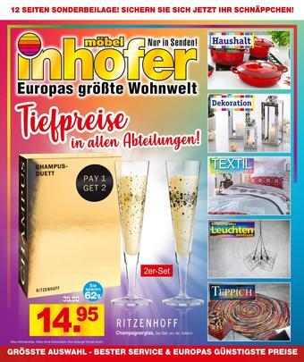 Möbel Inhofer Prospekt (bis einschl. 07-11)