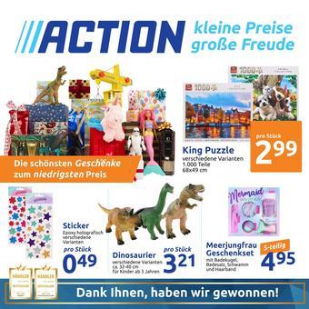 Action Prospekt (bis einschl. 27-10)