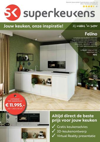 Superkeukens reclame folder (geldig t/m 01-11)