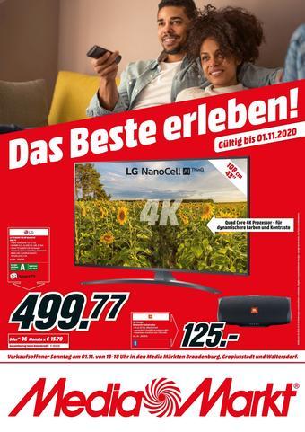MediaMarkt Prospekt (bis einschl. 01-11)
