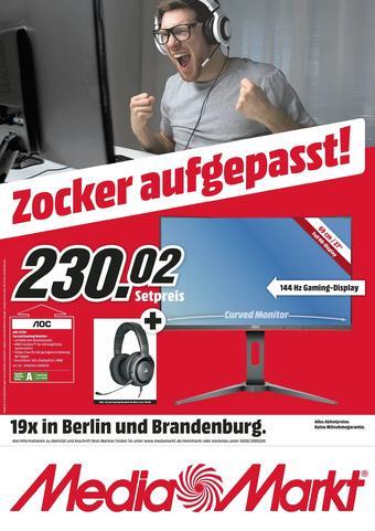 MediaMarkt Prospekt (bis einschl. 07-11)