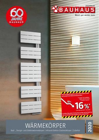 Bauhaus Prospekt (bis einschl. 30-06)
