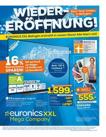 Euronics Prospekt (bis einschl. 02-11)