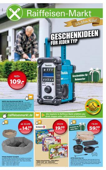 Raiffeisen Markt Prospekt (bis einschl. 30-11)
