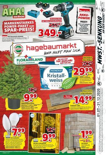 Hagebaumarkt Prospekt (bis einschl. 04-11)