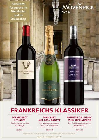 Mövenpick Wein Prospekt (bis einschl. 29-11)